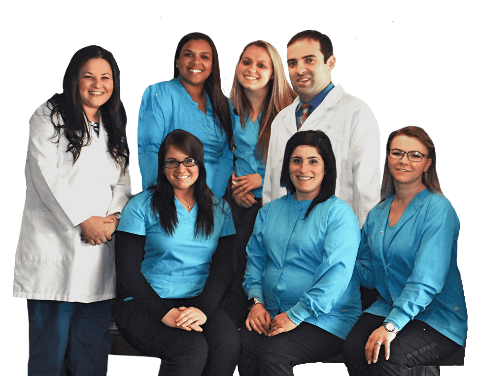 The Advanced Dental Center team